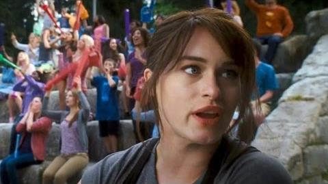 "PERCY JACKSON 2 ""The Obstacle Tower"" Movie Clip 5"