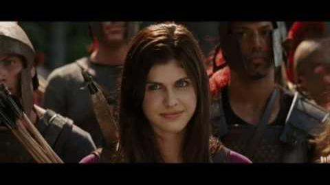 Meet Annabeth Chase - Percy Jackson and the Lightning Thief