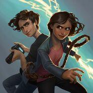 Aru & Aiden