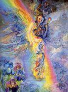 Goddess iris