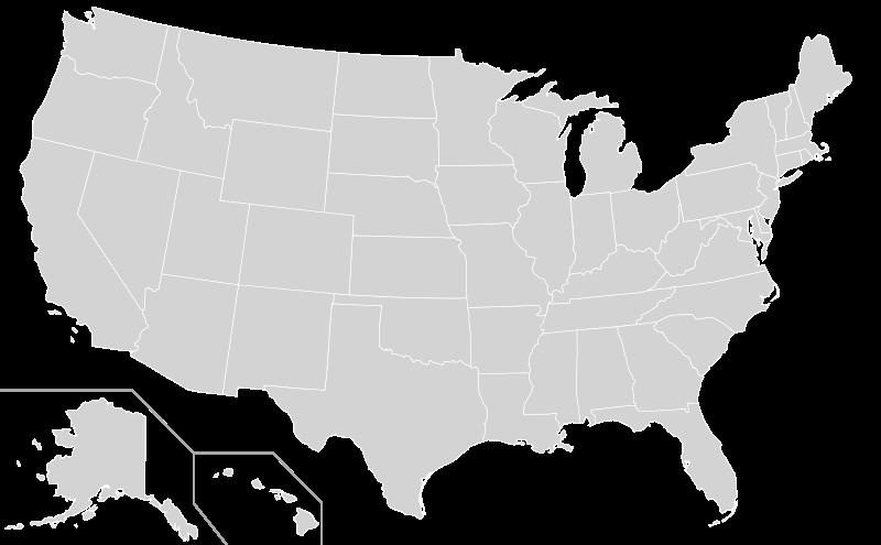 united states map wiki United States of America | Riordan Wiki | Fandom