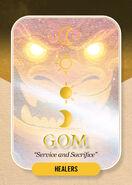 Gom Clan card