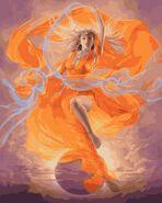 Hemera goddess of Light