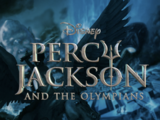 Untitled Percy Jackson television series