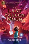 Last Fallen Moon Cover