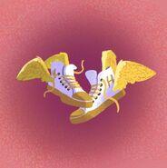 Hermes' Sneakers RR