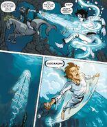 Poseidon hydrokinesis