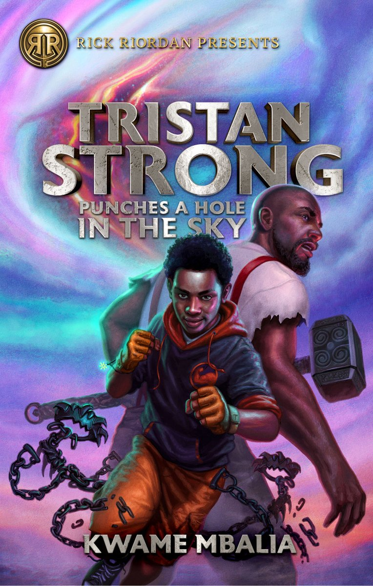 Tristan Strong Trilogy