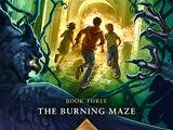 The Burning Maze
