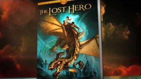 The Heroes of Olympus, The Lost Hero