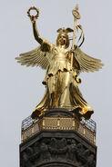 Victoria Winged Statue
