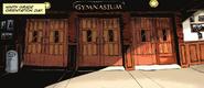 Goode High School gymnasium