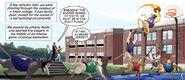 University of Memphis basketball court