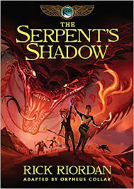 The Serpent's Shadow (graphic novel)