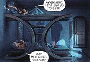 Poseidon's Cabin bunk bed