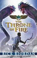 Throne of Fire EU