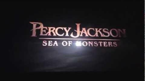 Percy Jackson Sea of Monsters TRAILER VOSTFR
