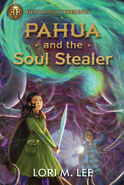 Pahua and the Soul Stealer Cover