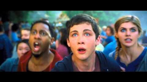 "Percy Jackson Sea of Monsters TV Spot - ""Story"""