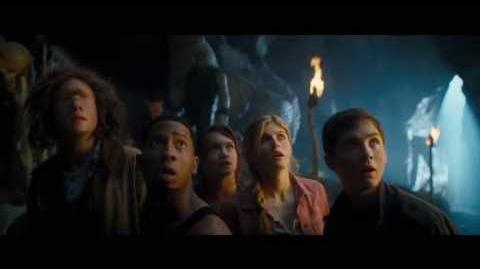 "Percy Jackson Sea of Monsters TV Spot - ""Family"""