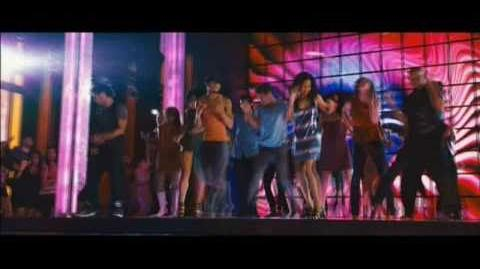 Grover Dances - Percy Jackson and the Lightning Thief Deleted Scene