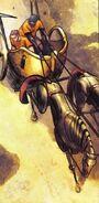 Hephaestus' Cabin Chariot GN