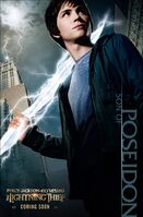 Percy jackson and the olympians the lightning thief poster9-1-