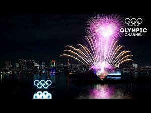 One year until Tokyo 2020 -1YearToGo