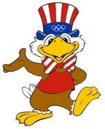 Sam-mascot