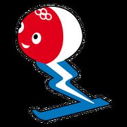Schuss-mascot