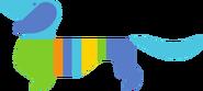 Waldi-mascot
