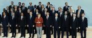 Angel has fallen G20 Leaders