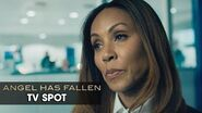 "Angel Has Fallen (2019 Movie) Official TV Spot ""Trust"" — Gerald Butler, Morgan Freeman"
