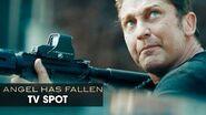 "Angel Has Fallen (2019 Movie) Official TV Spot ""Summer"" — Gerard Butler, Morgan Freeman-0"