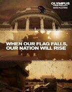 OHF slogan poster