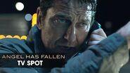 "Angel Has Fallen (2019 Movie) Official TV Spot ""Good Man"" — Gerald Butler, Morgan Freeman"