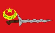 MNLF flag