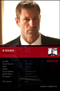 OHF- Profile Dossier 5- President Asher