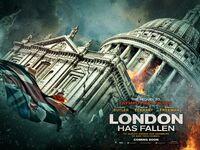 London Has Fallen St. Paul's poster