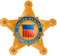 Logo of the United States Secret Service