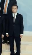 Angel has fallen Moon Jae-in