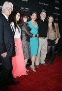 OHF- Noami Judd & Co. attend film's premiere with Ashley