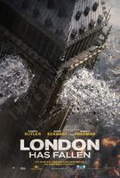 London Has Fallen tagline poster