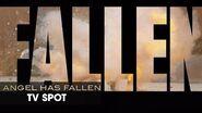 "Angel Has Fallen (2019 Movie) Official TV Spot ""Letters"" — Gerald Butler, Morgan Freeman"