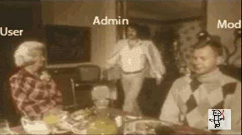 Admin Mod User