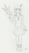Amie Sketch
