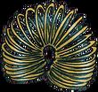 Yellow Slinky