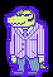 Gator Guy (Sprite 2)