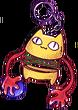 Chimera Keychain