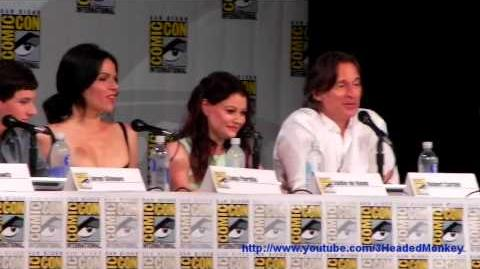 Comic Con 2014 Once Upon a Time Panel Clip 3